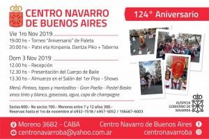 Fiesta 124 Aniversario